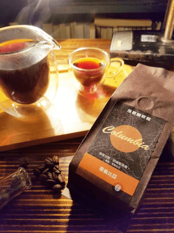 Screenshot-2018-2-23 自家烘焙咖啡 哥倫比亞考卡 中深焙 蝦皮購物