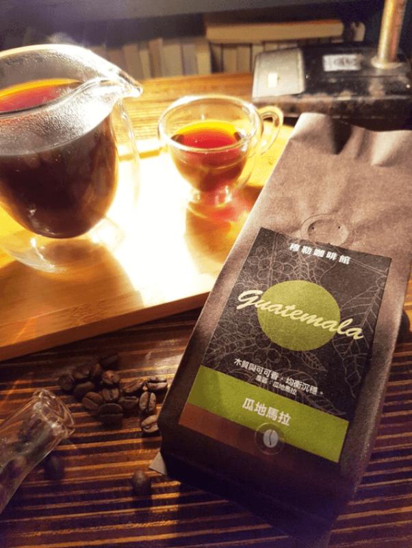 Screenshot-2018-2-23 自家烘焙咖啡 瓜地馬拉薇薇特南果 中深焙 蝦皮購物