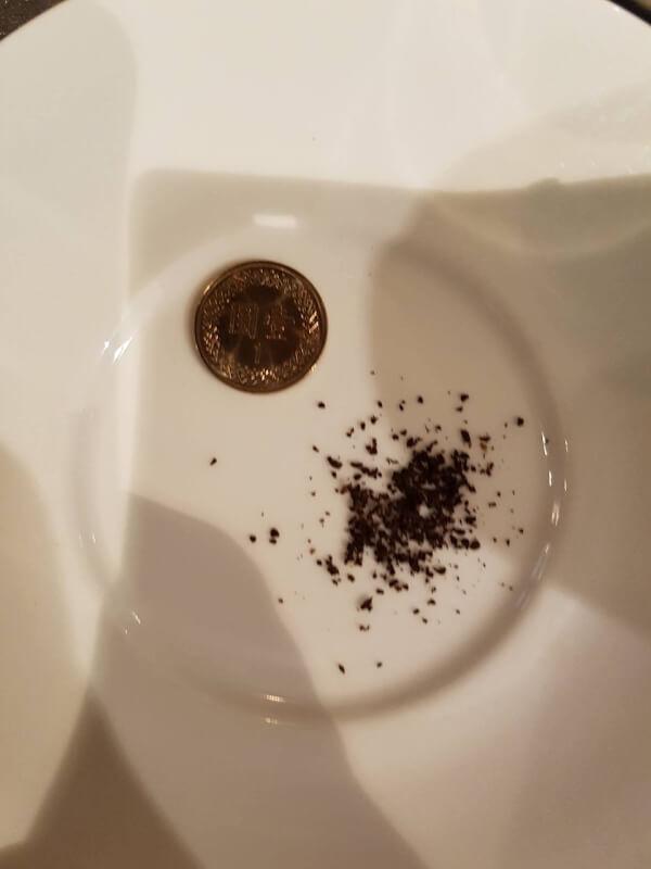 冰手沖咖啡粉