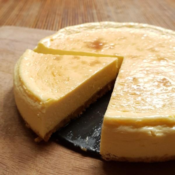 手工重乳酪蛋糕